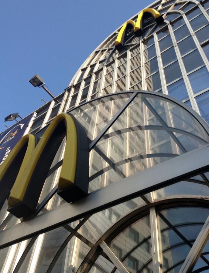 McDonalds przy \