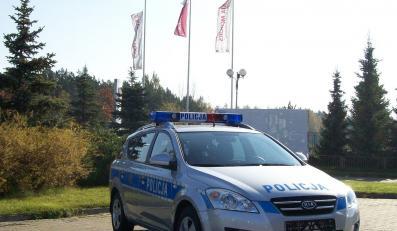 Kia cee'd nowym radiowozem polskiej policji