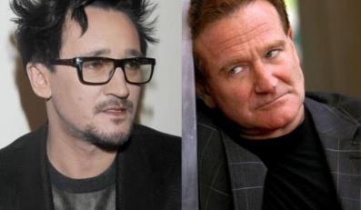 Michał Wiśniewski, Robin Williams