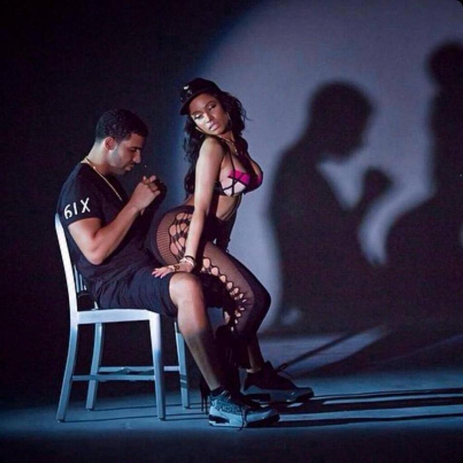Nicki Minaj: Nakręcił się jak diabli