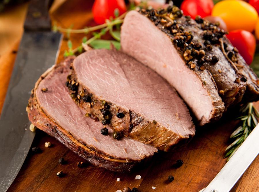 Pieczone mięso
