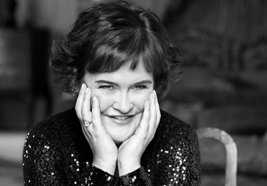 Susan Boyle wreszcie szczęśliwie zakochana