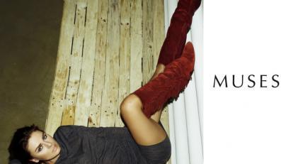 Natasza Urbańska w kampanii kolekcji Muses jesień/zima 2014/2015