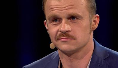 "Piotr Rogucki znany też jako juror w ""Must be the music"""