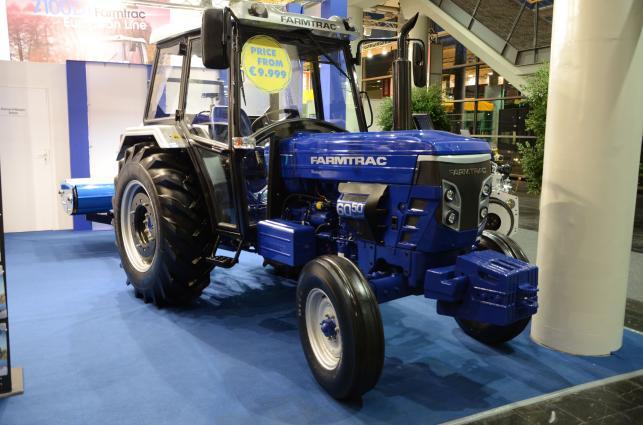 Oto nowy i tani polski ciągnik, który zastąpi Ursusa! Farmtrac