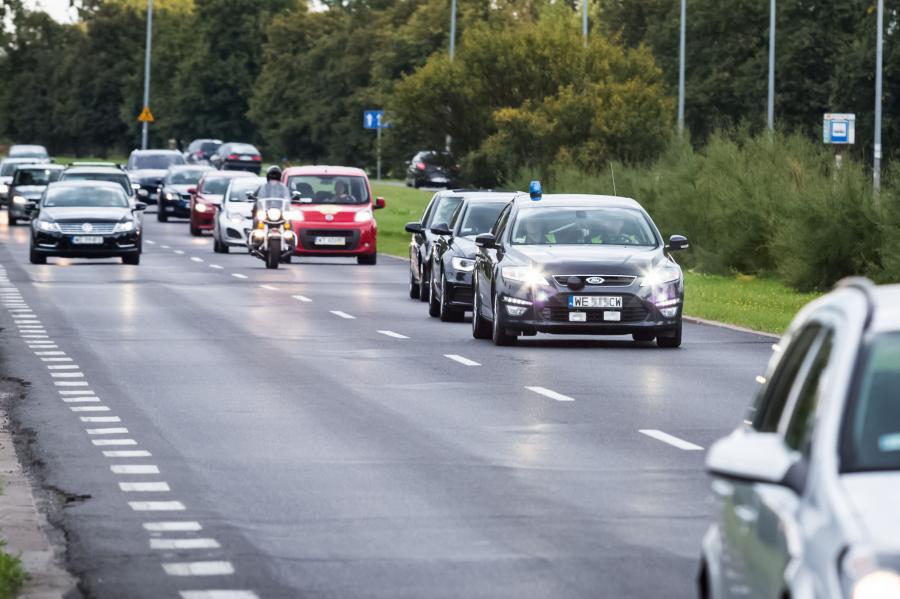 180 mln zł na rozbudowę sieci automatycznego nadzoru nad ruchem drogowym