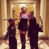 Tak Britney bawiła się z synami w Helloween