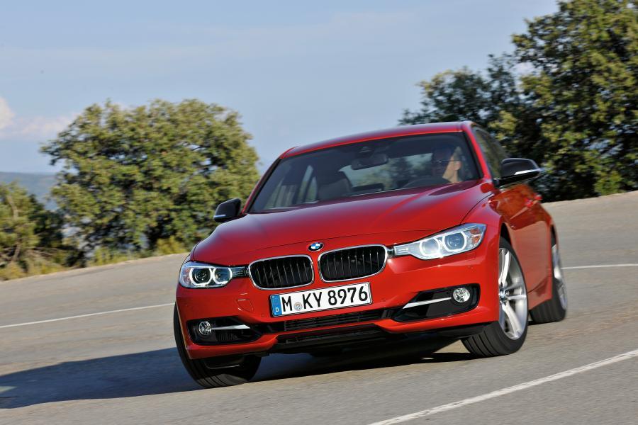 19. miejsce - BMW serii 3