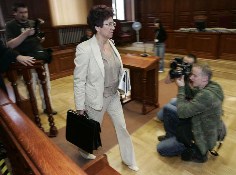 Jakubowska jest oskarżona o sfałszowanie projektu ustawy o radiu i telewizji