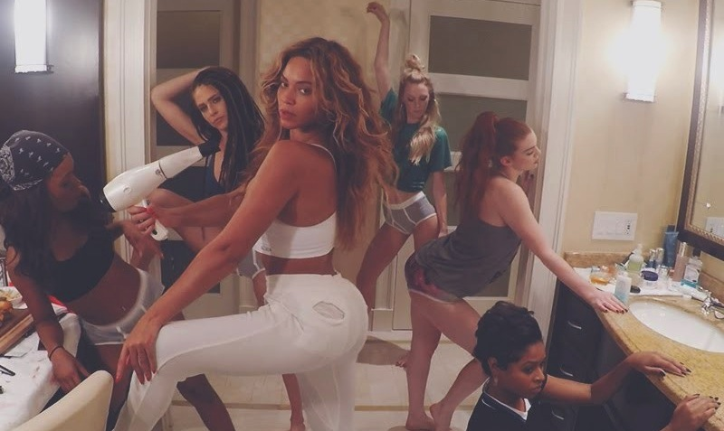 Beyoncé w klipie do \