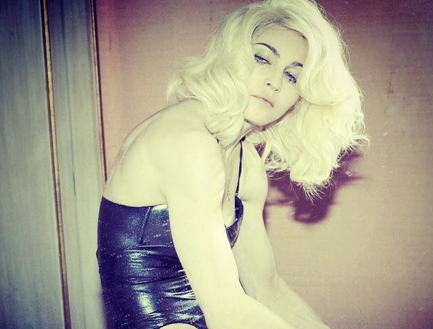 Madonna: To była kradzież