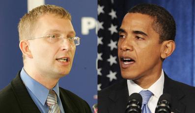 Poseł PiS: Obama wykończy białych