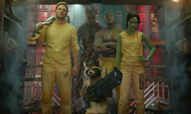 """""""Strażnicy Galaktyki"""" – blockbuster idealny"""