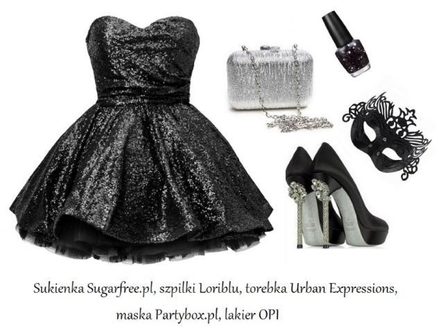 Sukienki na sylwestra 2014 STYLIZACJE