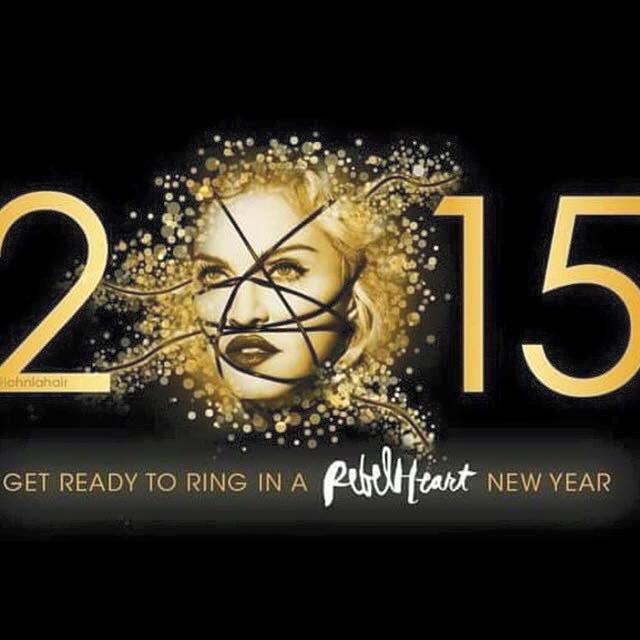 Nadchodzi rok Madonny