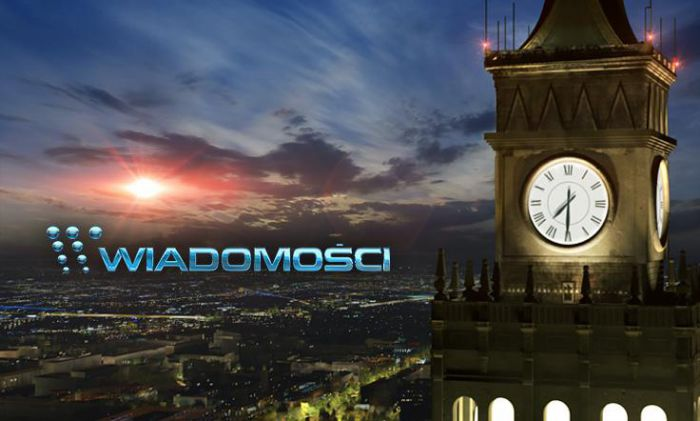 "logo ""Wiadomości"" TVP"