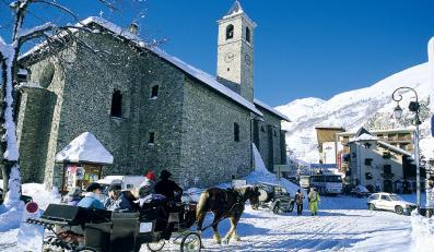 Valloire Galibier: U podnóża słynnej przełęczy