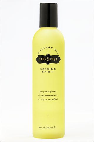 Aromatyczny olejek do masażu Duchowe uniesienie