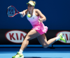 Australian Open: Tenisistki w tym roku postawiły na róż