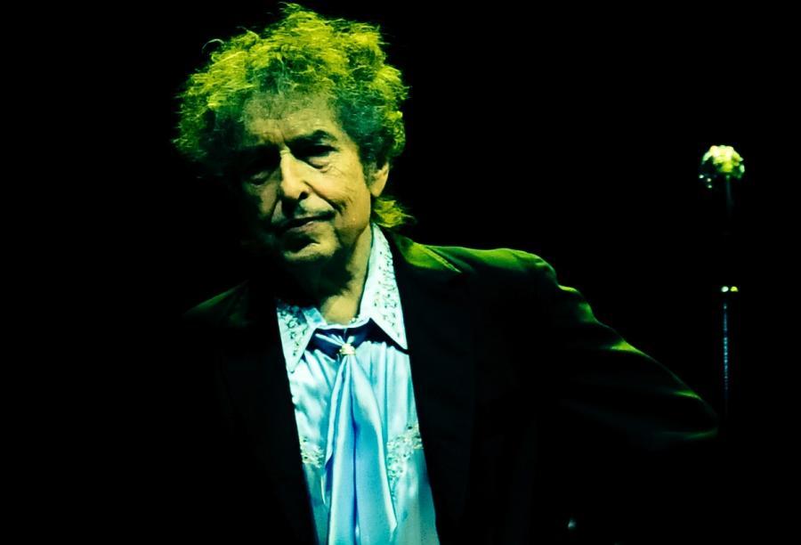 Bob Dylan, wypuszczając \