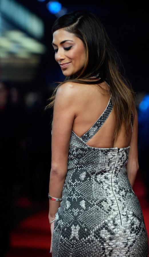 """Nicole Scherzinger na premierze filmu """"Selma"""" w Londynie"""