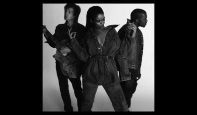 """Rihanna, Kanye West i Paul McCartney w klipie do """"FourFiveSeconds"""""""