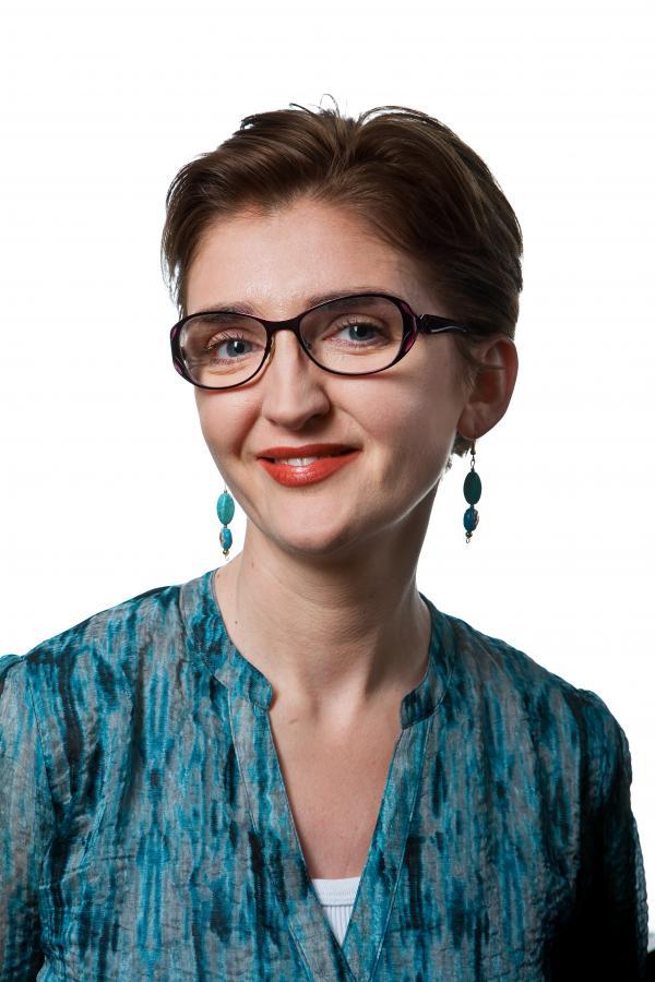 Agnieszka Szafrańska-Romanów, psycholog psychoterapeutka Centrum probalans