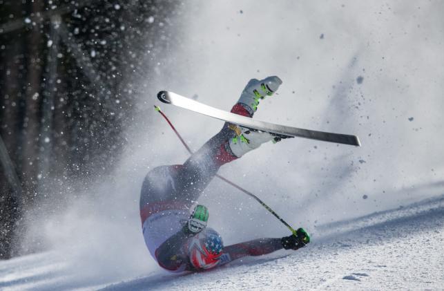 Wypadek amerykańskiego narciarza, Bode Millera