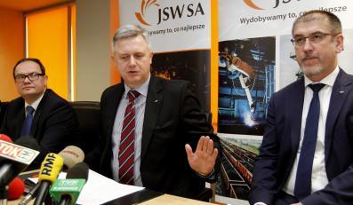 Prezes JSW, Jarosłw Zagórowski