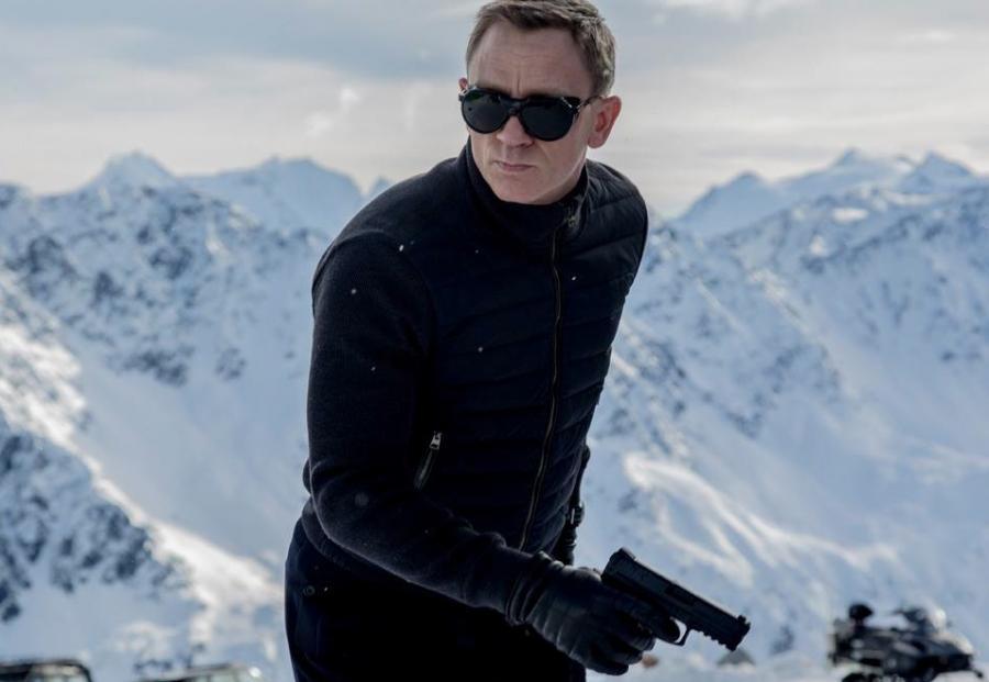 Zobacz materiał z planu nowego Bonda