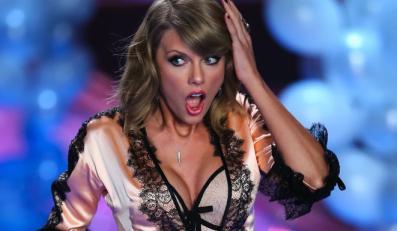 Taylor Swift boi się zakochać