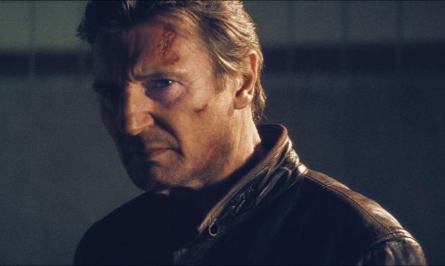 Liam Neeson zrobi wszystko, by ratować syna [ZDJĘCIA]