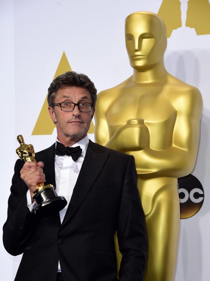 Paweł Pawlikowski zadowolony z Oscara