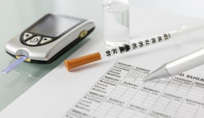 Glukometr i insulina