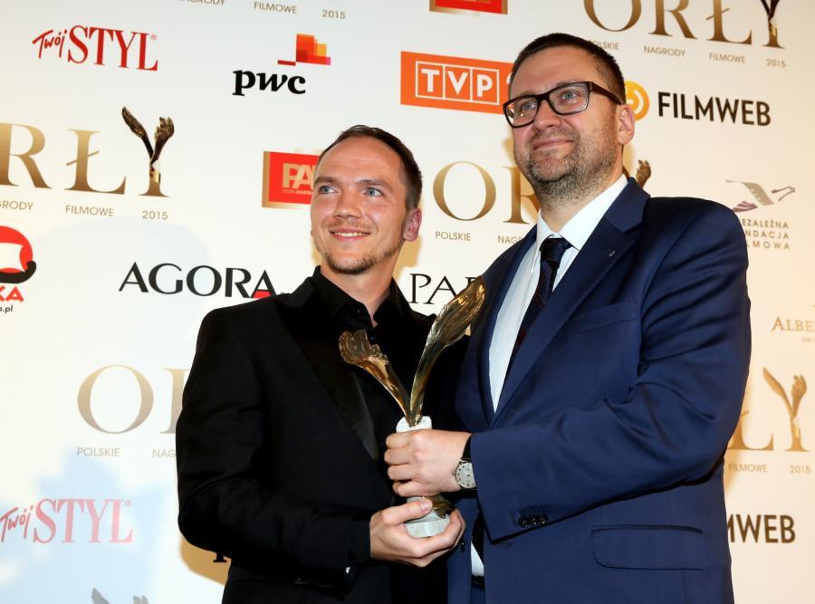 Orły 2015: Jan Komasa i Jan Ołdakowski