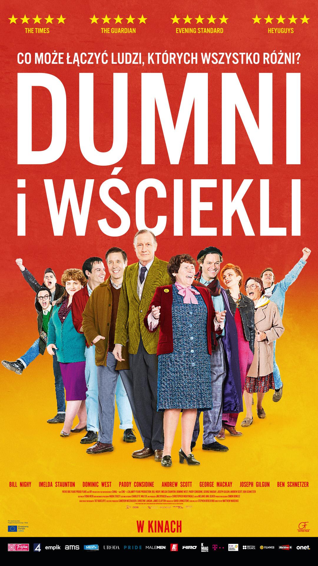"""""""Dumni i wściekli"""" w kinach od 6 marca 2015 roku"""