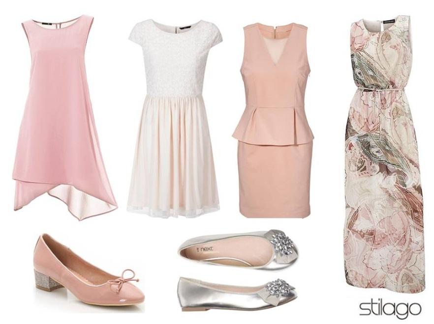 Ubrania w stylu kobiecym na sezon wiosna/lato 2015