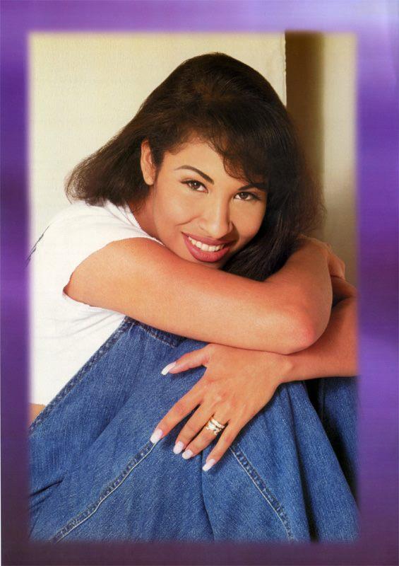 Selena Quintanilla (1971 –1995)