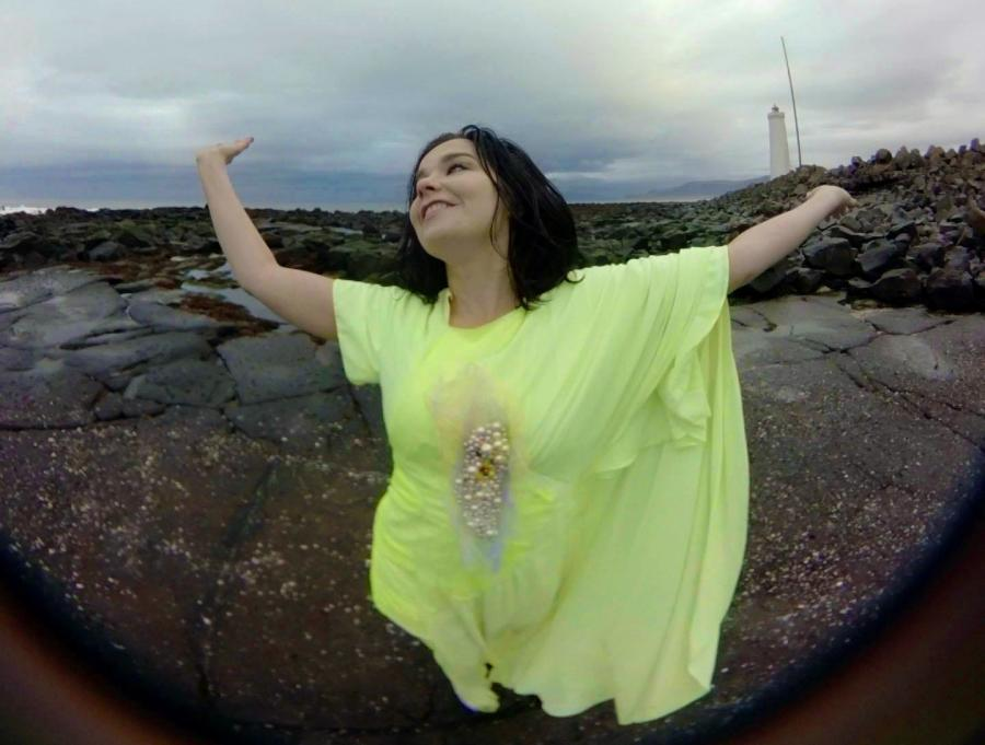 Björk i jej 360-stopniowy \