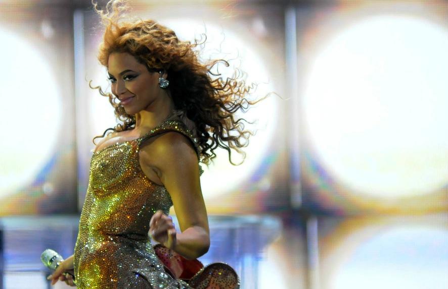 Beyoncé nie zagra z Bradem Pittem
