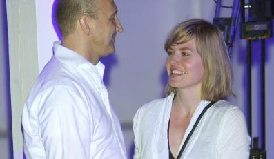 Kazimierz i Isabel Marcinkiewicz