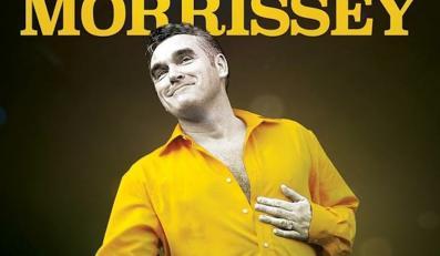 Morrissey prosi... całuj mnie mocno!