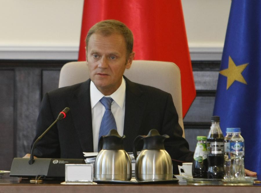 Tusk: Ustabilizujmy kurs złotego