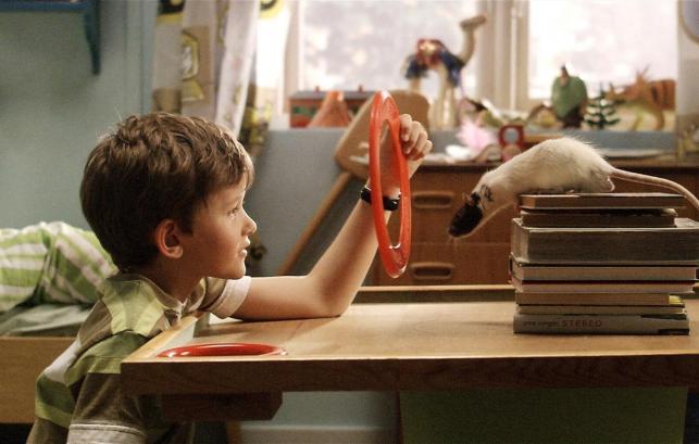 """Sven i szczur"" (reżyseria: Magnus Martens)"