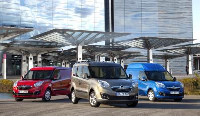 Opel Combo i Combo Tour