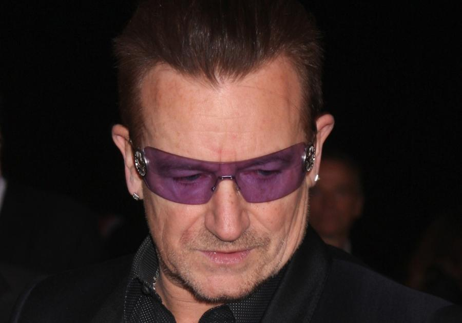 Bono zaprojektował okulary