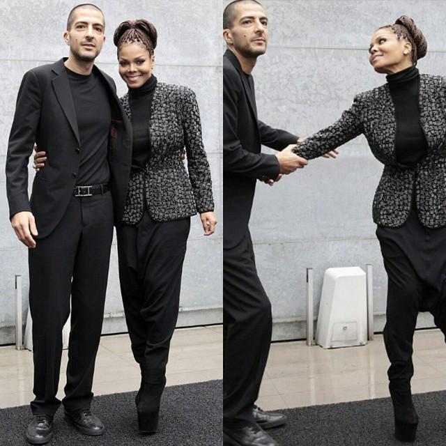 Janet Jackson i jej mąż milioner Wissam Al Mana