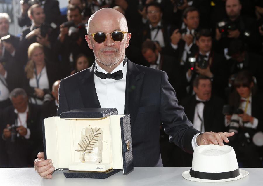 Jacques Audiard ze Złotą Palmą festiwalu w Cannes za film \