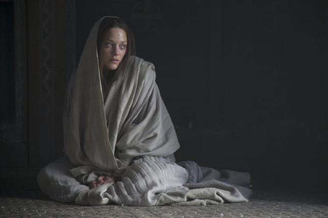 Marion Cotillard jako Lady Macbeth