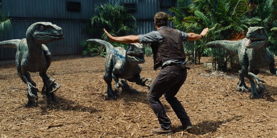 """""""Jurassic World"""" (premiera: 12 czerwca)"""